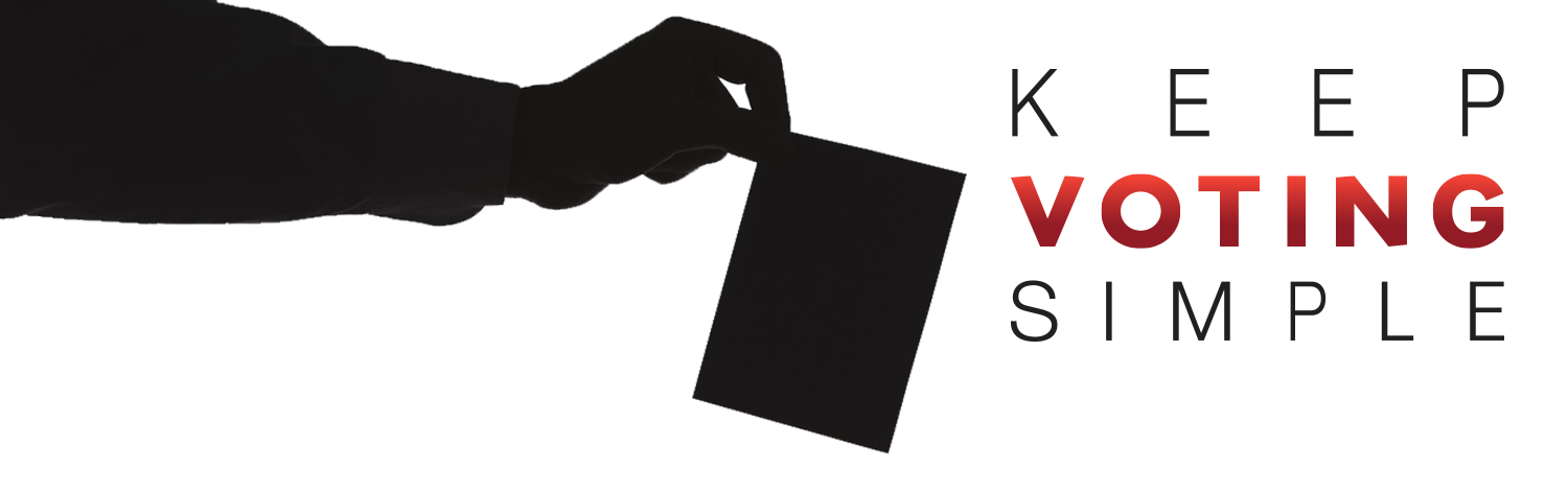 What is Keep Voting Simple?